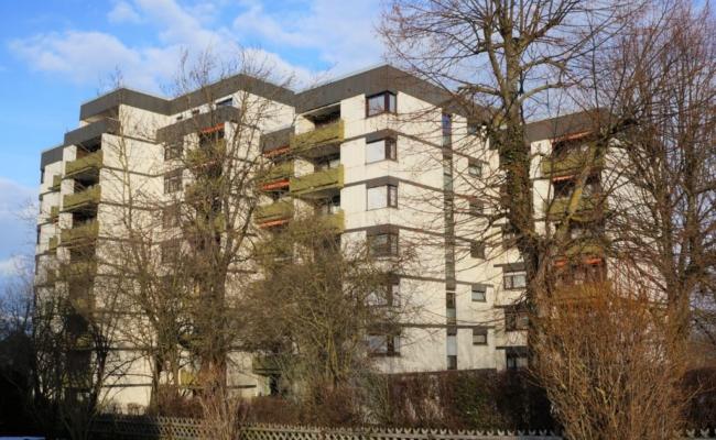 # Hochhaus # Kreuzerfeld